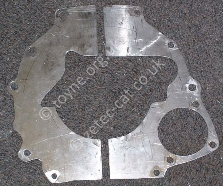 Engine to Gearbox Dust Plate